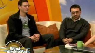Lucian Mircu & Marian Radulescu @ Buna dimineata (TVT89) - 18.02.2011