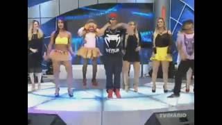 MC R1 AO VIVO NA TV DIARIO - TREME BUNDA - ENTÃO REBOLA - MENINA SE JOGA -  PROGRAMA ENIO CARLOS