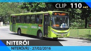 CLIP DE ÔNIBUS Nº110 - HD