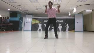 Bakhuda Tumhi Ho- Cognizant Got Talent Semi Final~ Atif Aslam Cover By Imaad Khan (Immy)