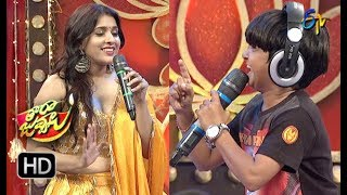 Rashmi, Naresh Performence | Tarajuvvalu | ETV Diwali Special Event | 7th Nov 2018 | ETV Telugu