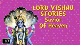 Mythological Stories Of Lord Vishnu - Stories From Hindu Mythology - Vishnu & Lakshmi