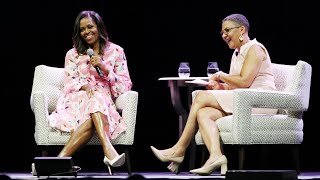 Michelle Obama talks women's issues at CO event