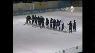First Hockey Tournament opening إفتتاح بطولة الهوكي الأولى