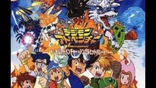 Digimon 1 a melhor