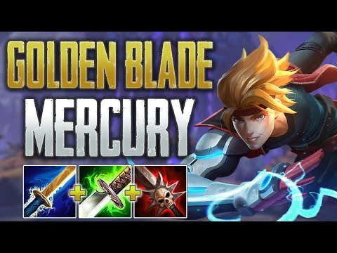 Xxx Mp4 SMITE Conquest Mercury Jungle Golden Blade META 3gp Sex
