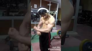 Motivational body building Lovish dev Singh jamwal