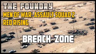 Breach Zone (Custom Battle) - Men of War: Assault Squad 2 (Red Rising)