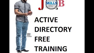 2014 Basic Active Directory training for IT Support