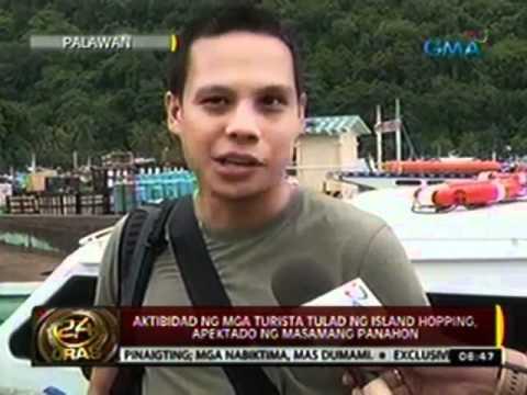 24oras: Search & rescue operation sa mga nawawala sa paglubog ng M/V Josille II, itinigil muna