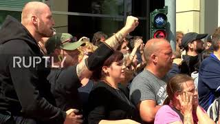 Germany: Fists fly as neo-Nazis and anti-fascists face off in Berlin