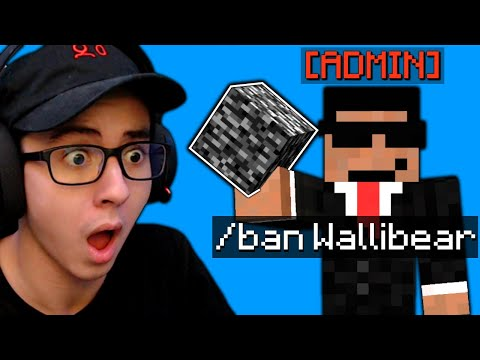 Hypixel Admins TROLLED Me In Minecraft Bedwars AGAIN