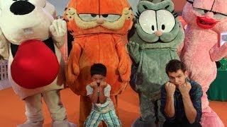 Garfield and Friends Live Show