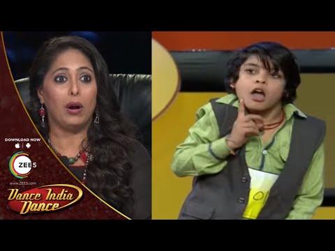 DID L'il Masters Season 3 - Delhi Auditions - Performance by Yogesh Sharma