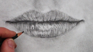 How to Draw a Mouth and Lips: Step by Step