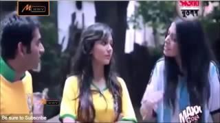 Funny scene of Bangladeshi natok by Shahtaz Monira Hashem,Sabila Noor,Salman muwtader,