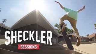 Ready, Aim, Skate | Sheckler Sessions: S4E9