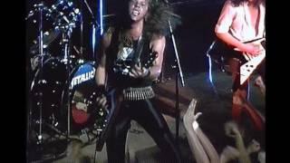 Metallica Phantom Lord Live at The Metro 1983