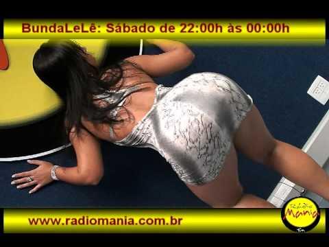 Rádio Mania Rose Bumbum no Bundalelê