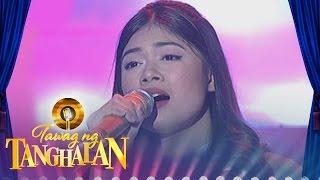 Tawag ng Tanghalan: Mary Gidget Dela Llana | Hanggang (Round 5 Semifinals)