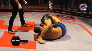 IFC 2 Mohammad Salarvand VS Mohammadhosein Esmailpour  Teharn Event  Iran Fighting Championship