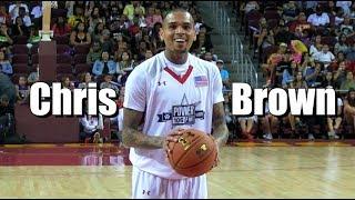 Chris Brown ULTIMATE Basketball Mixtape!