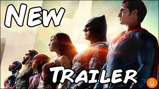 NEW Justice League Trailer Confirmed With Major Changes Expected