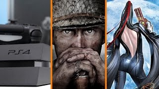 60 MILLION PS4s? + Call of Duty WW2 Gameplay Changes + Bayonetta 3 Teased? - The Know