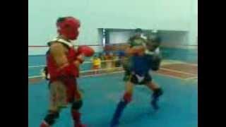 2nd Regional Muay Thai Championship Iloilo A(Catalan) Vs Iloilo B.3gp