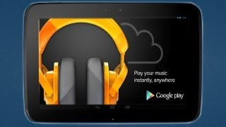 Transfer Google Music to SD Card Android