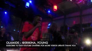Olamide - Young Erikina live performance in Malaysia
