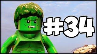 LEGO MARVEL AVENGERS - LBA - Episode 34 : New Hulk!