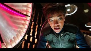 Star Trek Discovery | Michael Burnham and Philippa Georgiou VS Klingons Battle Scene