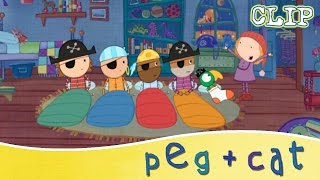 Peg + Cat - Ramone To The Rescue! (15 Minutes)