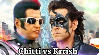 2.0 vs. Krrish 4 Upcoming Film 2018, Hrithik Roshan is Ready To Shoot This Film