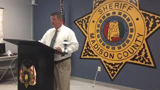 Madison County sheriff