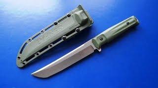Разберемся с Боевым ножом Kizlyar Supreme SENPAI