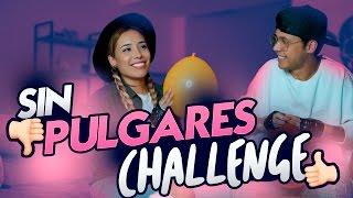 QUE PASA SI TOMAS AGUA DEL INODORO // Sin pulgares challenge Ft.  Luisa Fernanda W // MARIO RUIZ