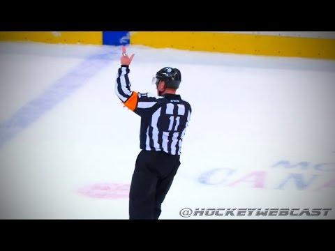 2016 World Cup Of Hockey - Best of Ref Sound Bites - Sportsnet Style (HD)