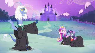 Twlight Sparkle Potter and the Alicorn