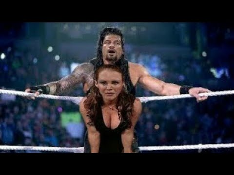 Xxx Mp4 WWE SEX Roman Reigns Vs Stephanie McMahon And Clashes 3gp Sex