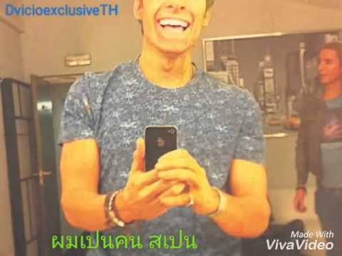 This clip for Andres  from Dvicio Thai fans