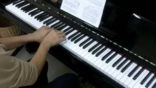 John Thompson's Easiest Piano Course Part 2 No.7 The Bells Ring Out (P.11)