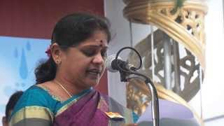 Mayor Visalakshi Speech