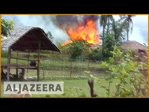 Xxx Mp4 Tillerson Calls For Credible Probe Into Myanmar S Rohingya Crisis 3gp Sex