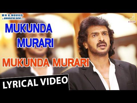Xxx Mp4 Mukunda Murari Title Track Mukunda Murari Upendra Sudeep Nanda Kishore Arjun Janya 3gp Sex