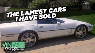 The lamest cars I ever sold