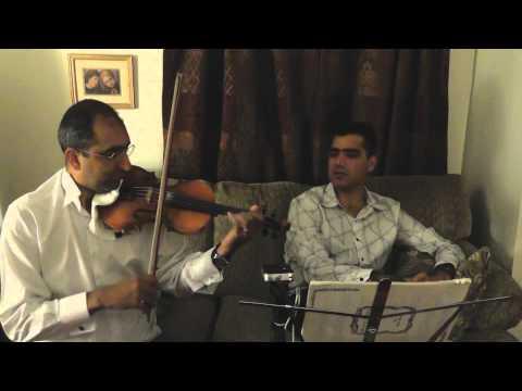 'Nava' : Ali Asadi (Sadeh) and Babak Sabetian | آوای دوست ع.الف.ساده نوا بابک ثابتیان