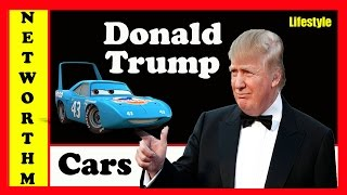 Donald Trump Cars Collection [New US President Cars]