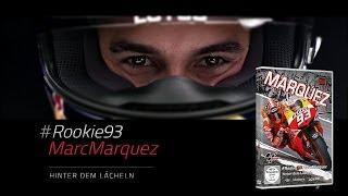 Marc Marquez hinter dem Lächeln des MotoGP Rookie #93  DVD-Trailer